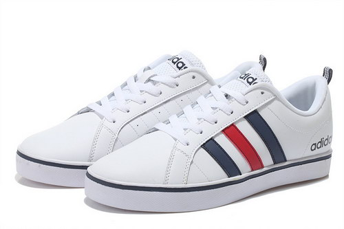 Adidas Neo Leisure Mens & Womens (unisex) White Blue Red Ireland